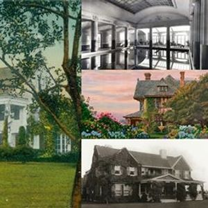 The Gilded Age Houses & Gardens of the Hamptons Webinar