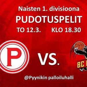 N1D Play Offs Pyrint - BC Nokia