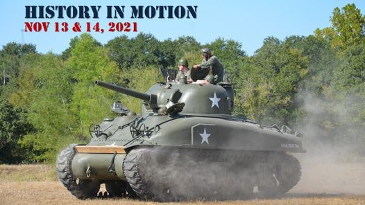 History In Motion, 13 November   Event in College Station   AllEvents.in