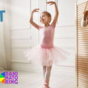 BALET - warsztaty taneczne dla dzieci