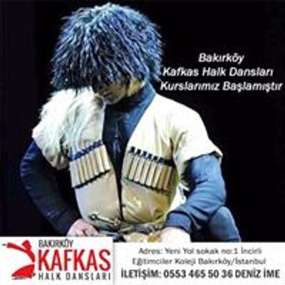 Bakırköy Kafkas Halk Dansları