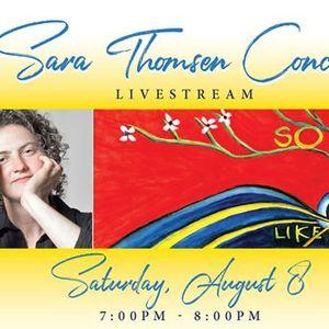 Sara Thomsen Concert  Live Stream