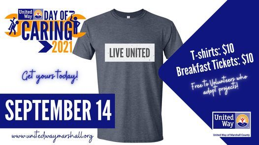 United Way's Day of Caring and Campaign Kick Off Breakfast, 14 September | Event in Boaz | AllEvents.in