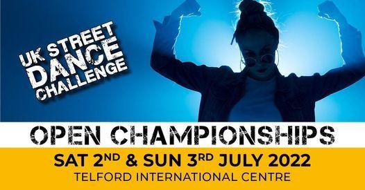 UK Street Dance Challenge - GRAND FINAL 2020