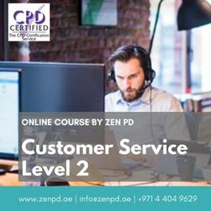 Customer Service Level 2 - Online Training