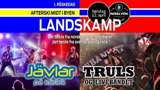Landskamp- Jvlar p Krlek - Truls og Livebandet