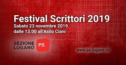 Festival Scrittori 2019