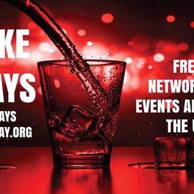 I DO LIKE MONDAYS Free networking event in Shepherds Bush