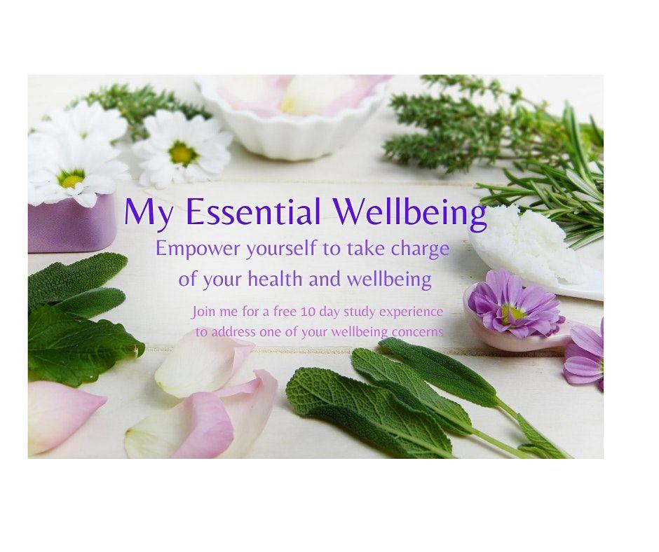 My Essential Oils Wellbeing Study