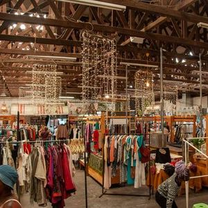 The Monthly Blue Bird Thrift Fest