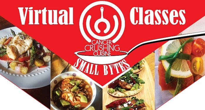 Small Bytes Virtual Cooking Class | Online Event | AllEvents.in