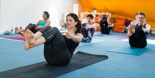 Core Strength Yoga Workshop