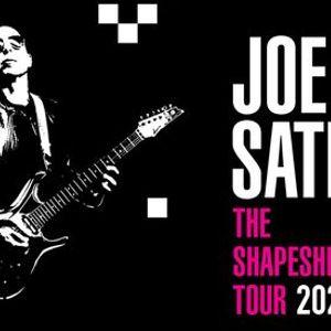 Joe Satriani Official Event klub Stodoa 05.05.2020