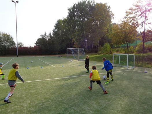 Fuball-Camp bei der SG Leipzig-Bienitz