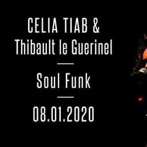 Concert  Soul Funk w Clia Tiab