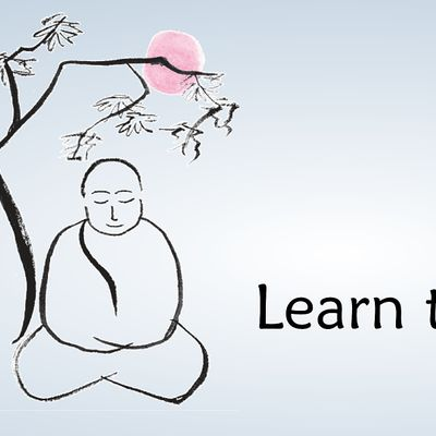 Learn to Meditate (in one day)