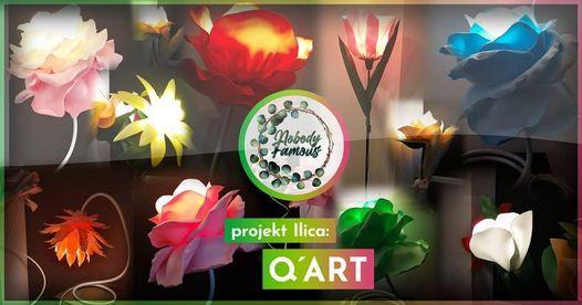 PROJEKT ILICA: Nobody Famous na Q'ART // Ilica širom zatvorena, 13 June | Event in Zagreb | AllEvents.in