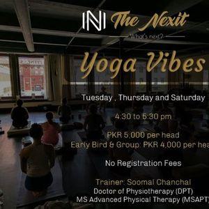 Nexit Yoga Vibes