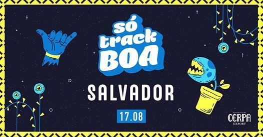 S Track Boa  Salvador