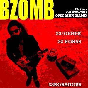 BZOMB. Brian Zditowski