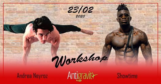 Workshop Showtime-Neyroz