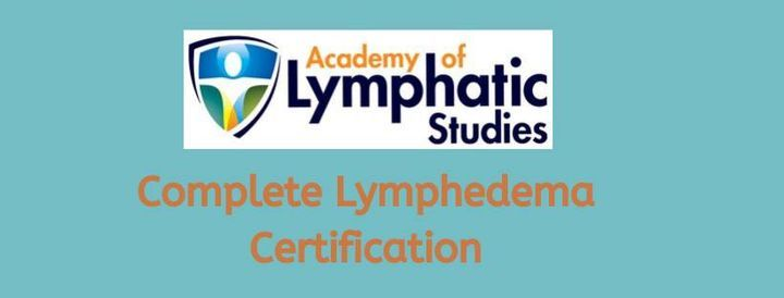Complete Lymphedema Certification - Newark/Montclair, NJ, 15 May | Event in Montclair | AllEvents.in