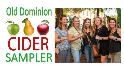 Old Dominion Cider Sampler, 21 May | Event in Laurel | AllEvents.in