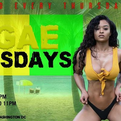 Reggae Thursdays  Pure Lounge  2 for 1 Drink Special