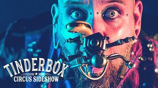 Tinderbox Circus Sideshow  Eric McM