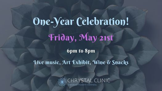 One-Year Celebration!, 21 May | Event in Sycamore | AllEvents.in
