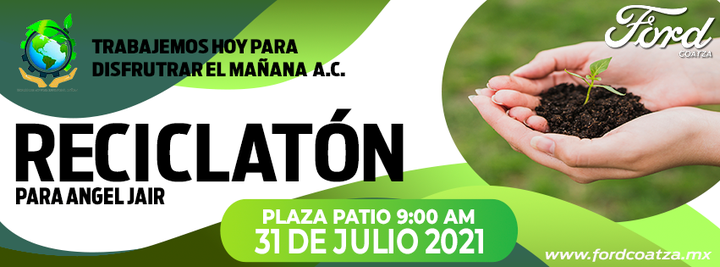 Reciclatón Julio 2021, 31 July | Event in Coatzacoalcos | AllEvents.in