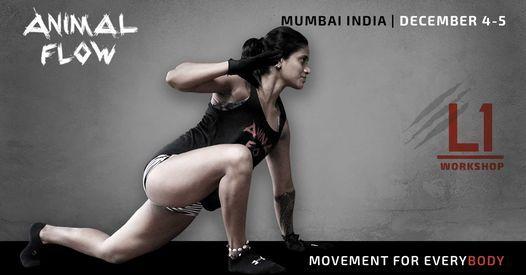 Animal Flow L1 Mumbai, 4 December   Event in Mumbai   AllEvents.in