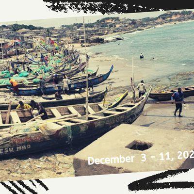 BEYOND THE RETURN 2021 An ABTF Pilgrimage to Ghana