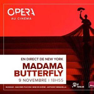 Opra en direct  Madama Butterfly