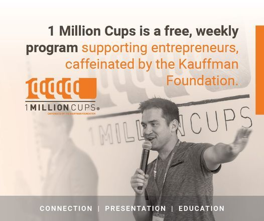 1 Million Cups Cherokee (IN-PERSON), 2 December | Event in Woodstock | AllEvents.in