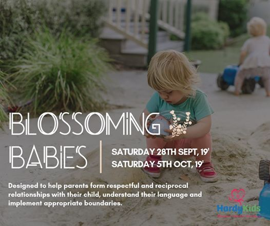 Blossoming Babies with Blossom House Nursery
