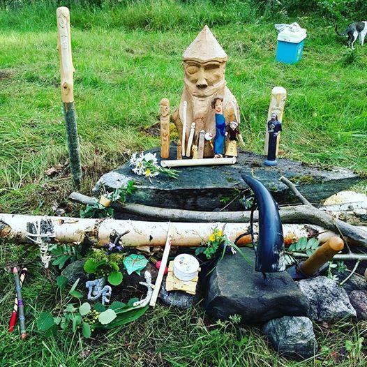 In Viaggio per Asgard Contatto Indiretto con gli Deiil Rituale