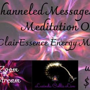 Channeled Messages and Energy Meditation Online