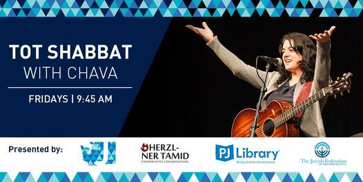 Tot Shabbat with Chava, 16 April | Online Event | AllEvents.in