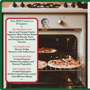 Iowa Sister States Italian Cooking Classes Fundraiser