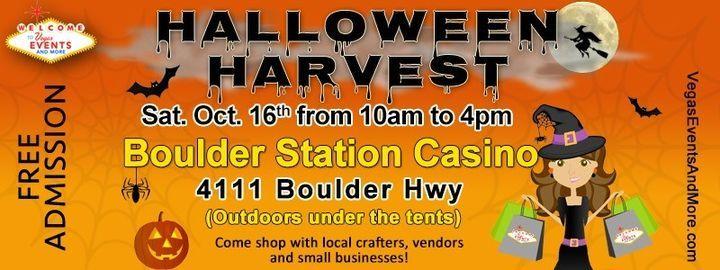 Halloween Harvest, 16 October | Event in Las Vegas | AllEvents.in