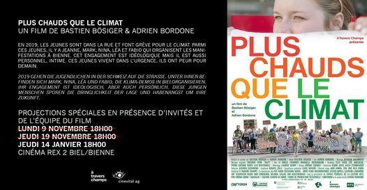 Plus chauds que le climat | Event in Biel | AllEvents.in