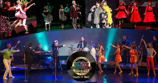 Relive the Music 50s & 60s Rock N Roll Genesis Theatre Delta