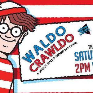 Waldo Crawldo Bar Crawl