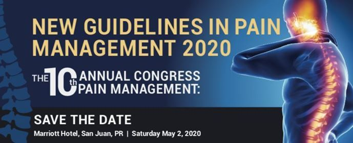 New Guidelines in Pain Management 2020 (8.0 CMEs)