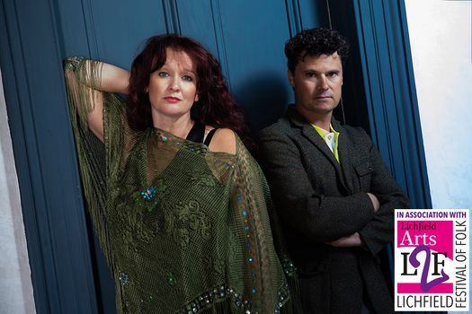 Kathryn Roberts & Sean Lakeman  at Wade Street Church Lichfield, 16 October   Event in The Royal Town Of Sutton Coldfield