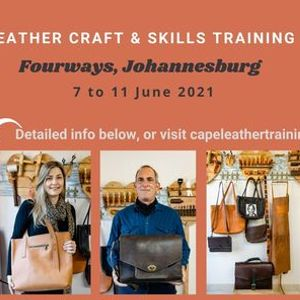 Johannesburg  5-Day Leather Craft Course