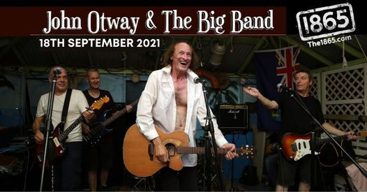 John Otway & The Big Band | The 1865, 30 January | Event in Southampton | AllEvents.in