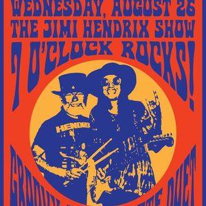 7 OClock Rocks Groovy Judy & Pete Celebrating the Music