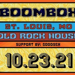 BoomBox at Old Rock House